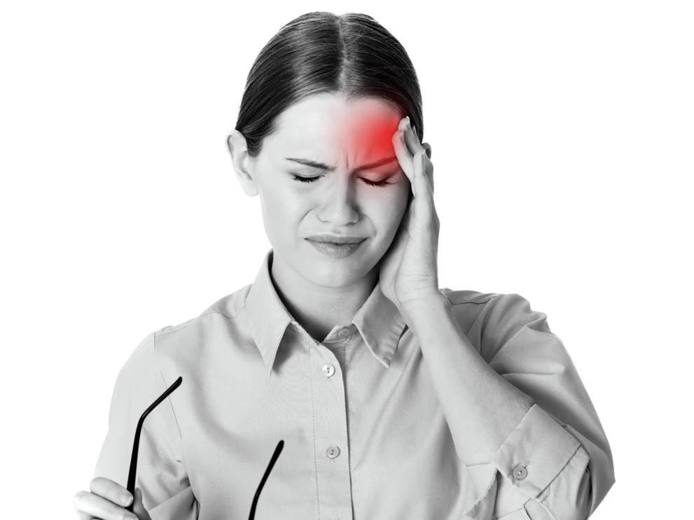 头痛应该怎么办?4招教你按对地方,舒缓神经,告别头痛
